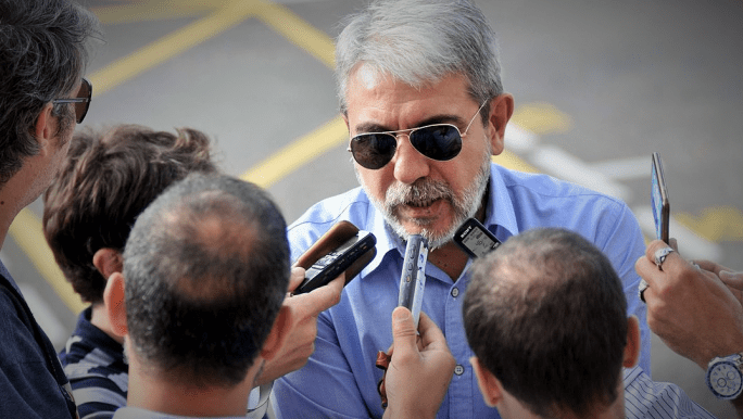 Aníbal Fernández, ¿y un palo para Cristina?