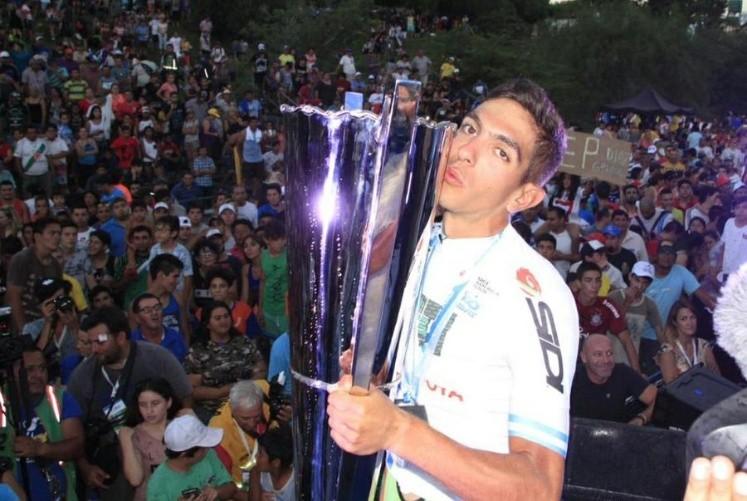 Dos ciclistas argentinos suspendidos por positivo en prueba de dopaje