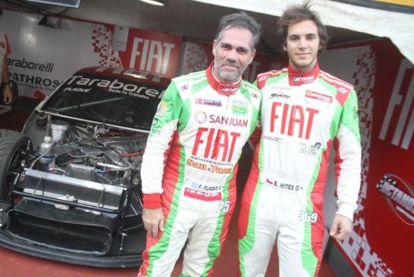 Josito Di Palma se quedó con la primera del Top Race