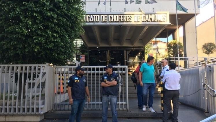 Córdoba: citán a indagatoria a Hugo Moyano por presunto lavado de dinero