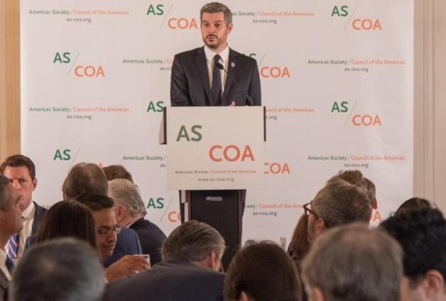 """Dijo que el préstamo del organismo no comprometerá la capacidad de Cambiemos de """"ganar las elecciones""""."""