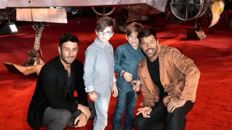 Quisiera que mis hijos fueran gay — Ricky Martin