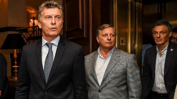 Macri echó a los ministros Cabrera y a Aranguren | Noticias Nacionales