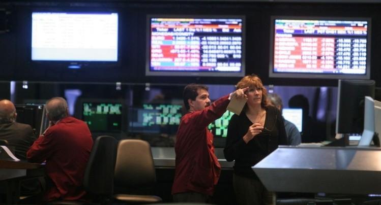 La mayor caída de la Bolsa desde 2014