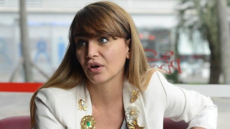 Amalia Granata cuenta la verdad detrás de su despido en Canal 9