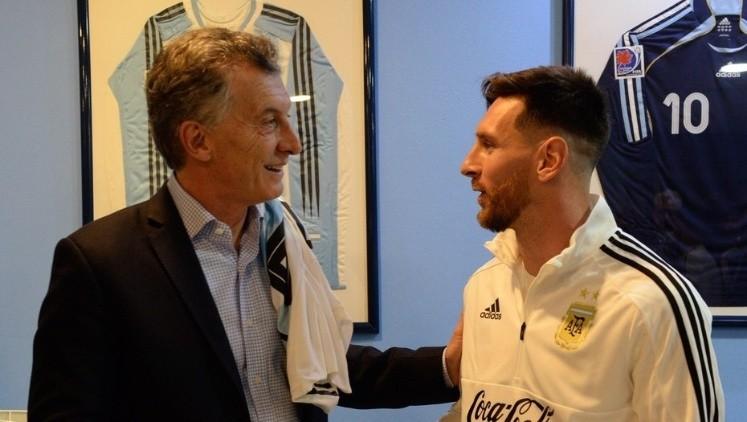 El mensaje del presidente Macri ante la eliminación de Argentina