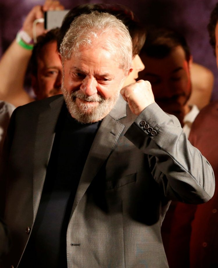 Batalla judicial por excarcelación de Lula