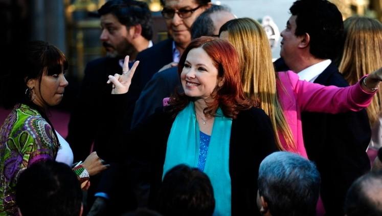 Procesaron a Andrea del Boca por presunta defraudación al Estado