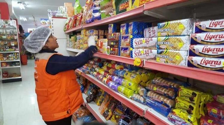 Las ventas en los supermercados subió 3,6% en mayo, según el Indec