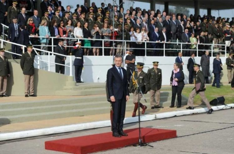 El Presidente comunicará los lineamientos del plan a partir de las 9.30 en la guarnición militar de Campo de Mayo