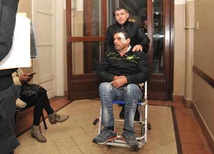 Había sufrido 2 ACV por lo que estaba en silla de ruedas y no podía valerse por sus propios medios.