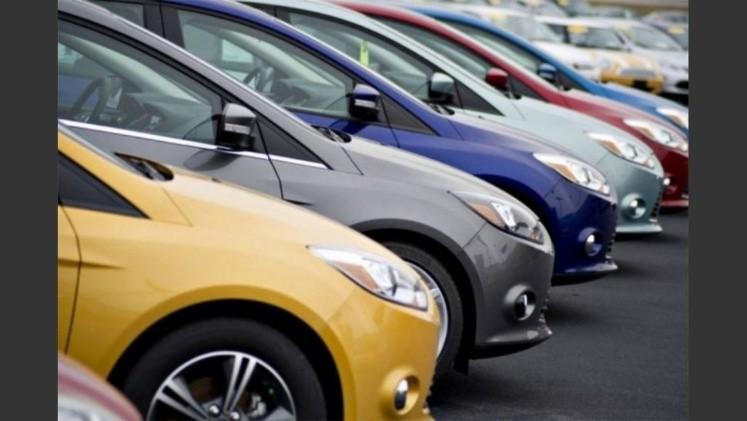 Cuáles fueron los autos más patentados en julio