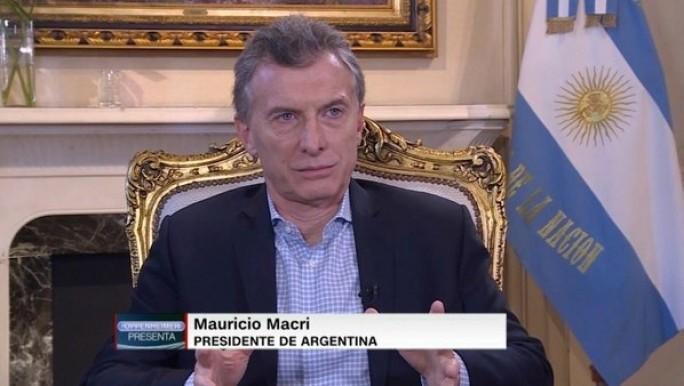 Macri: Muchos me dicen que no me conviene que Cristina vaya presa