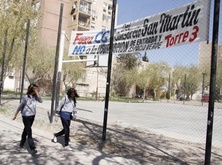 Recrudece el reclamo vecinal por un terreno en el barrio San Martín