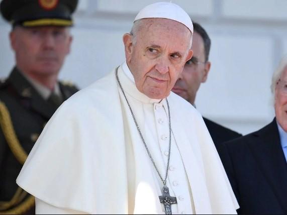 El papa recomienda