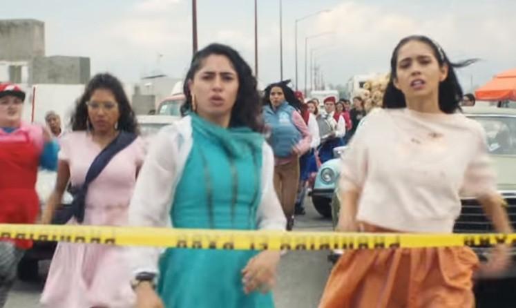 Nike México lanza campaña feminista a favor de la legalización del aborto