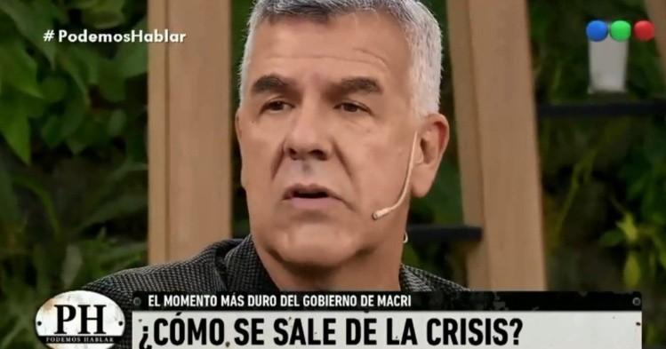 Dady Brieva destrozó a Macri: