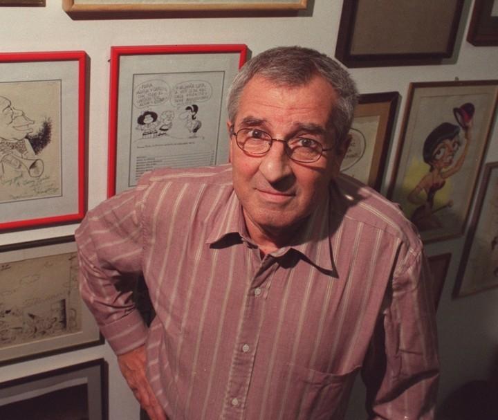 Día de luto para el arte: murió el dibujante Carlos Garaycochea
