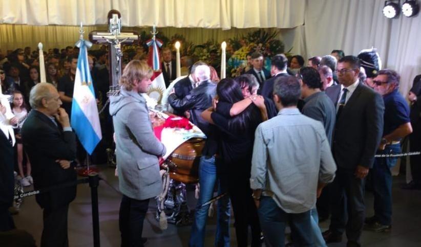 Política: El gobernador Zamora se despidió de De la Sota