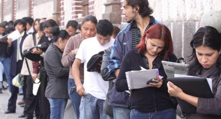 La desocupación trepó al 9,6% en el segundo trimestre — Crisis