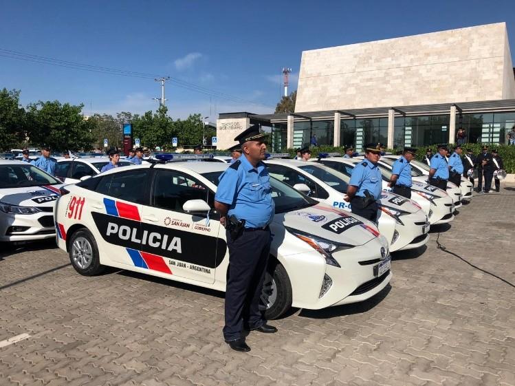 La Policia De San Juan Es La Primera Del Pais En Tener Patrulleros
