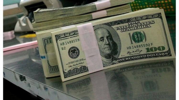 El dólar subió 42 centavos a $ 38,79, afectado por mal clima internacional