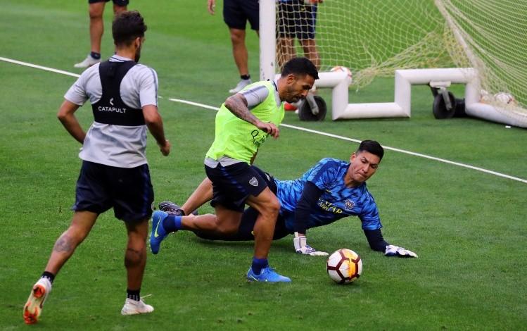 El probable once titular de Boca para visitar a Independiente
