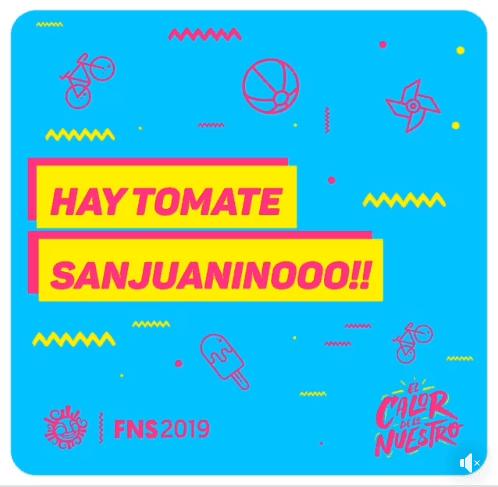 Las Frases Que Representan A Los Sanjuaninos Gancho Para La