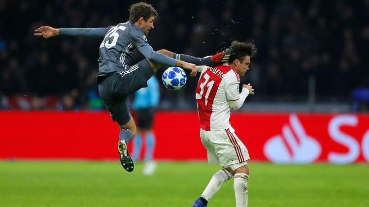 Müller pide disculpas a Tagliafico a través de las redes sociales