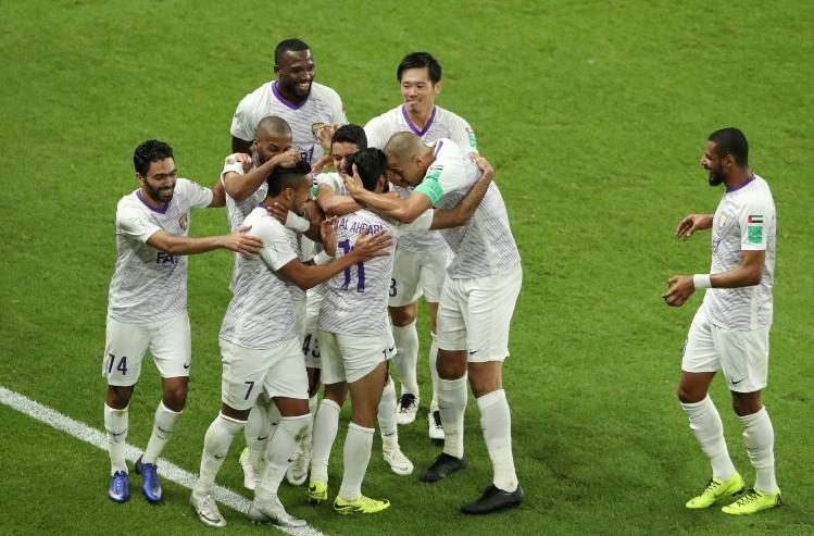 River se entrenó pensando en la semifinal contra Al Ain