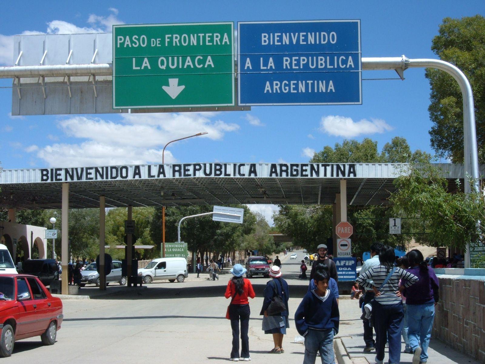 El Gobierno implementó nuevas medidas para reforzar los controles  migratorios en las fronteras |