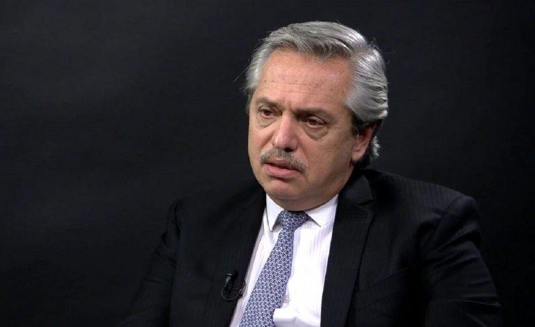 Alberto Fernández inicia su campaña como precandidato presidencial ...