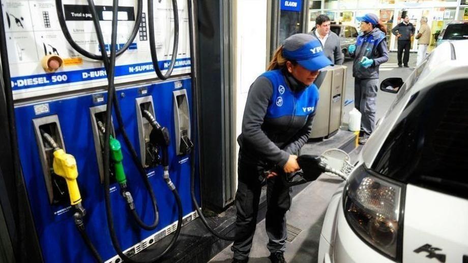 Resultado de imagen para argentina precio de la nafta