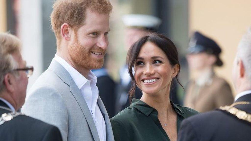 A cuánto dinero renunciarían el príncipe Harry y Meghan Markle |