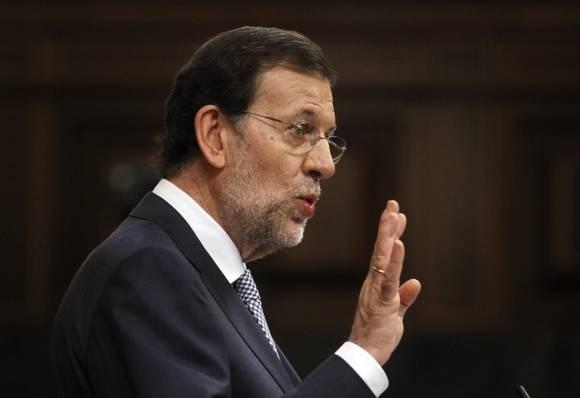 Rechaza Rajoy propuesta de Podemos de dialogar con líder catalán