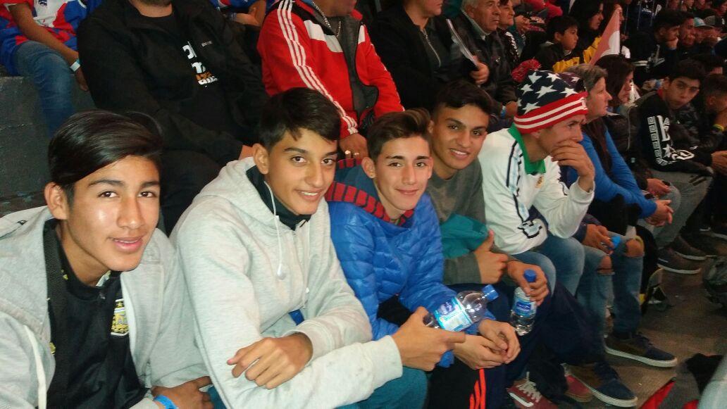 Miles de sanjuaninos coparon el Estadio Aldo Cantoni - Yo amo mi club