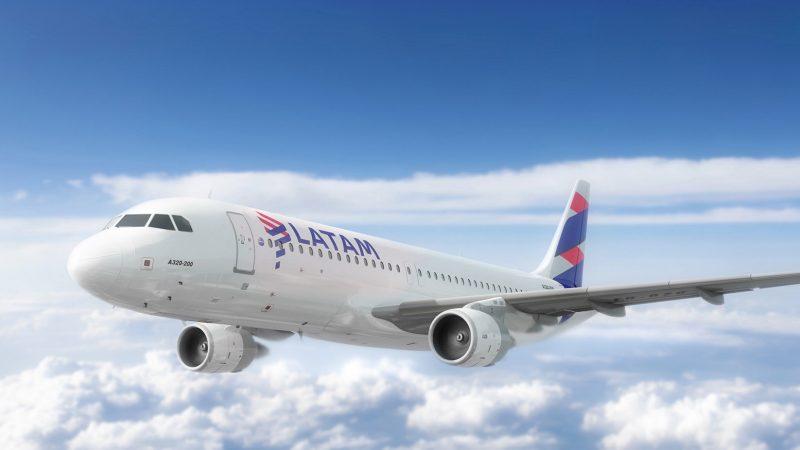 Sin vuelos de Latam desde el 31 de mayo