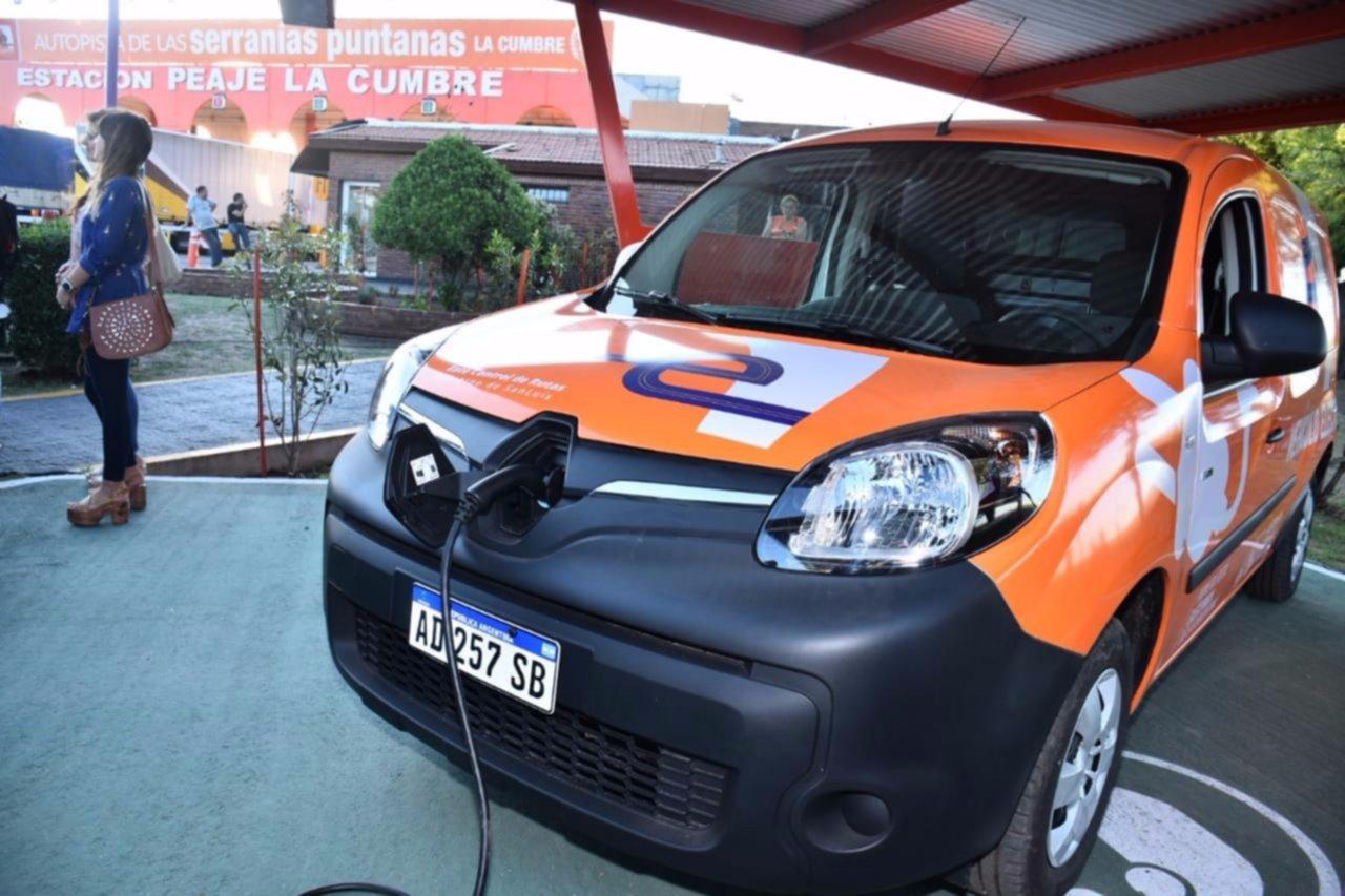 Resultado de imagen para Autopista de las Serranías Puntanas electrica